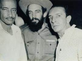 Robert A. Paneque y Camilo Cienfuegos