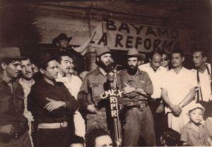 Robert A. Paneque y Camilo Cienfiegos