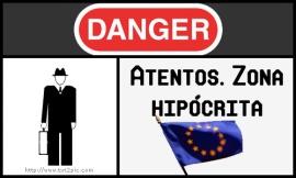 Soy de la opinión de que la Unión Europea es un sistema hipócrita con relación a Cuba.