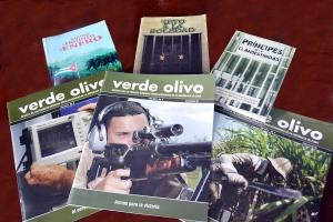 Fotocopia colash ediciones militares. La Habana 29-01-2014 Foto Eddy Martin Díaz.