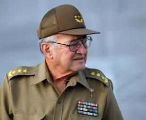 El general de cuertpo de ejército Julio Casas Regueiro fue el artífice del sistema empresarial militar de Cuba.