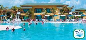 Playa Pesquero, en Holguín, un hotel del Grupo Gaviota.