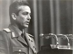 General de División Senén Casas Regueiro