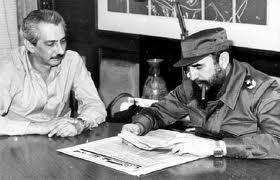 Jorge Enrique Mendoza, capitan del Ejército Rebelde, Fundador de Radio Rebelde y director del periódico Granma. Fue amigo de mi padre, mi profesor en la Universidad de La Habana y quien me llevó a trabajar a Granma cuando me gradué de periodismo.