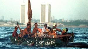"""Casi el 100% de los emigrados cubanos salió hacia Estados Unidos uy en especial hacia Miami, atraidos por la propaganda de que allí iban a poder resolver sus problemas económicos. A unos les fue bien, a otros no y algunos están regresando a Cuba en el llamado """"proceso de repatriación""""."""